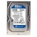 Western Digital  Blue 250 GB - 7200rpm - 16MB Cache - Sata 3